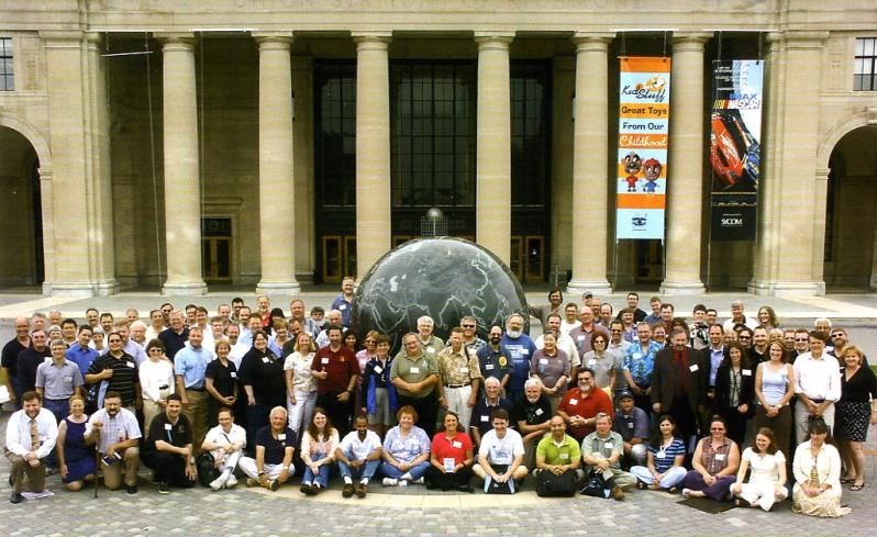 2004 Group Conference Photo